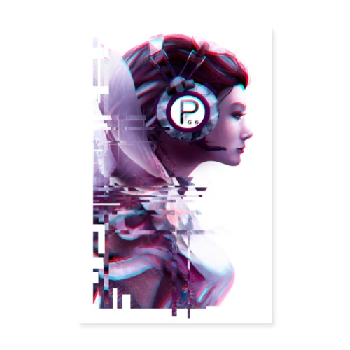 Plakat PG6 3 - Poster 20x30 cm