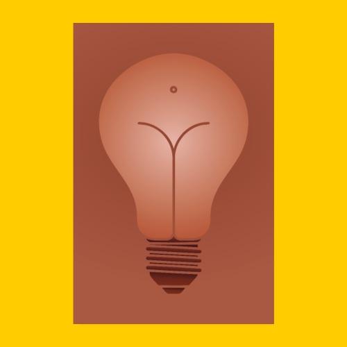 Bulb - Poster 20x30 cm