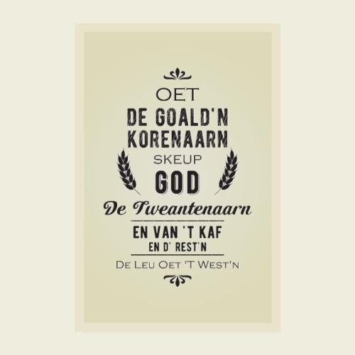 Tweantenaarn - Poster 20x30 cm