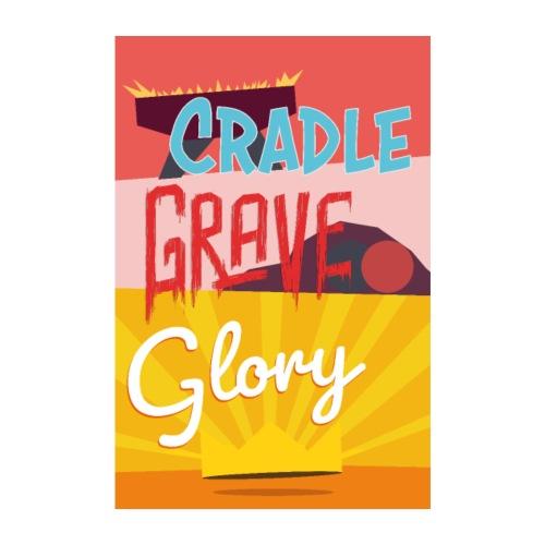 Christian Christmas Poster - Poster 8 x 12 (20x30 cm)