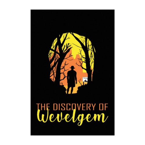 discovery of wevelgem poster - Poster 20x30 cm