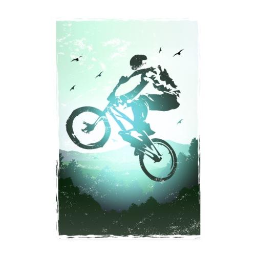 BMX Poster / Bmx - Poster 8 x 12 (20x30 cm)