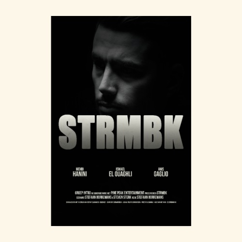 STRMBK POSTER - Poster 20x30 cm