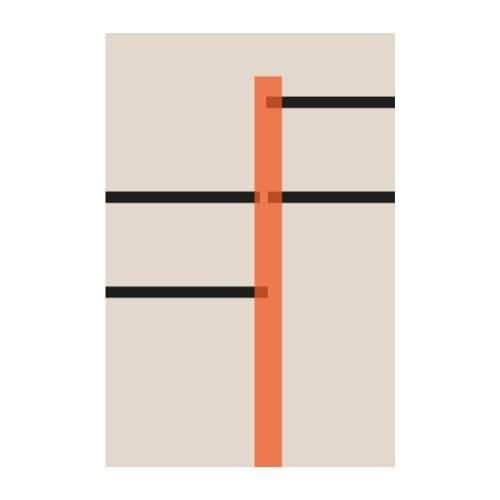 Strasse - Poster 20x30 cm