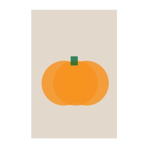 Pumpkin - Poster 20x30 cm
