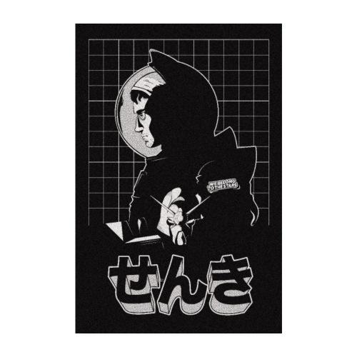 Senki - Poster 20 x 30 cm