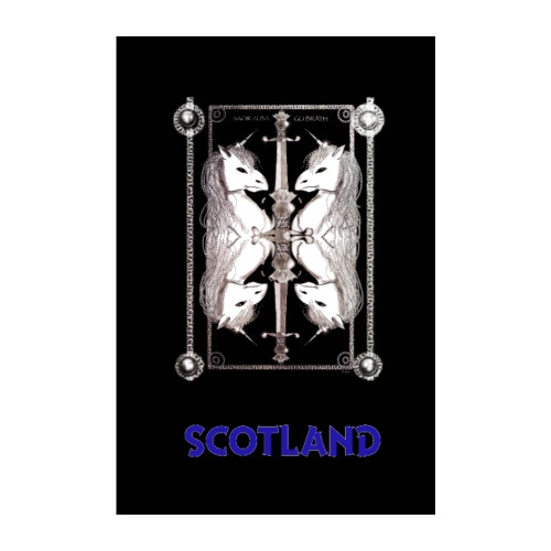 Scotland - Poster 8 x 12 (20x30 cm)