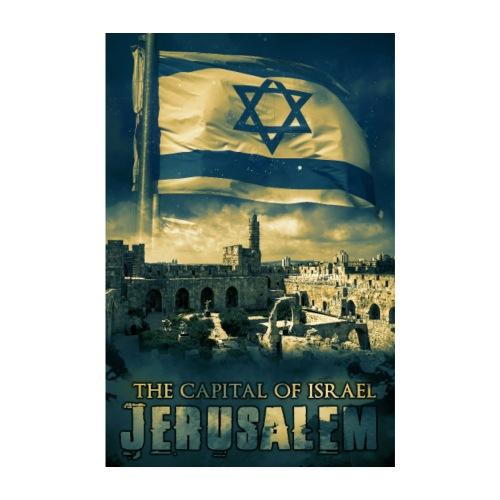 Poster Jerusalem - Poster 20x30 cm