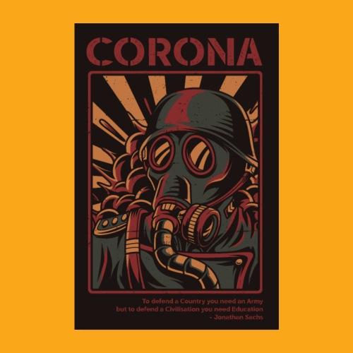 Corona - Poster 20x30 cm