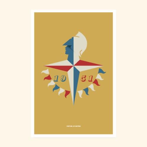 Festival Of Britain - Poster 8 x 12 (20x30 cm)