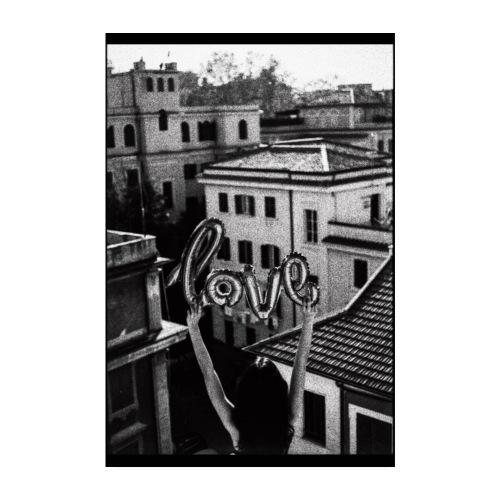LOLA X iorestoacasaArtistiUniti - Poster 20x30 cm