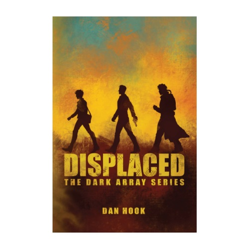 Displaced Original Cover Poster - Poster 8 x 12 (20x30 cm)