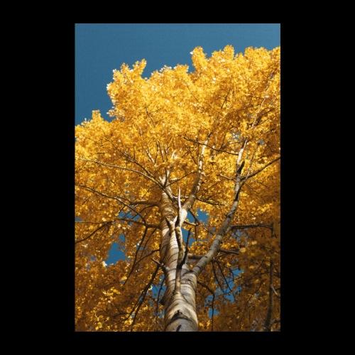 Kultainen ruska - Juliste 20x30 cm