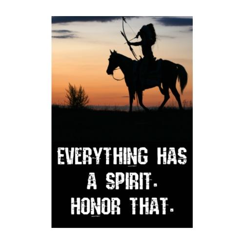 Native America Wisdom - Poster 20x30 cm