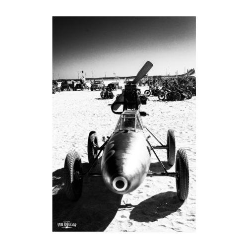 Belly Tank 2 - Poster 20 x 30 cm
