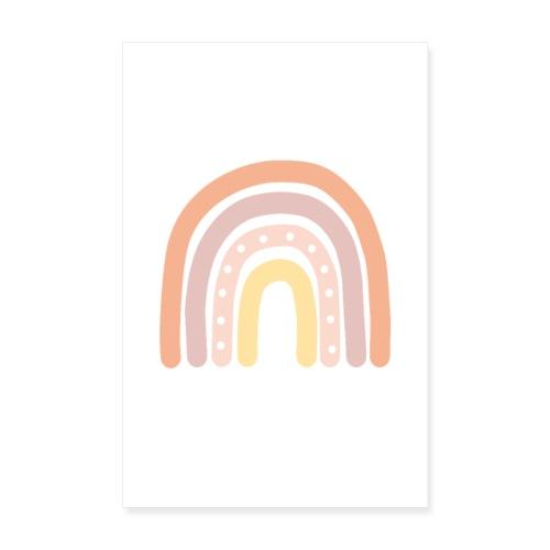 Regenbogen Poster Kinderzimmer - Poster 20x30 cm
