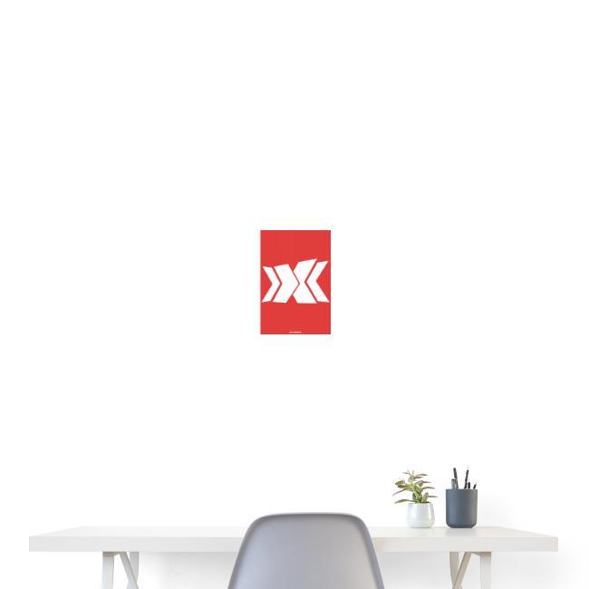 Rot/Weiß RLC Poster Logo