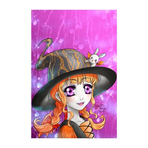 Halloween poster - Poster 20 x 30 cm