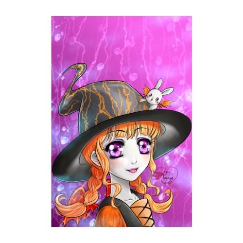 Halloween poster - Poster 20 x 30 cm