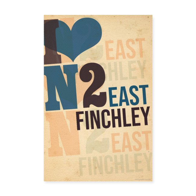 East Finchley Poster 2