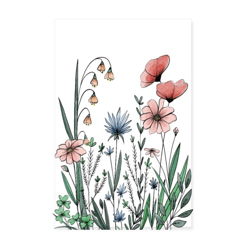 spring time - Poster 20x30 cm