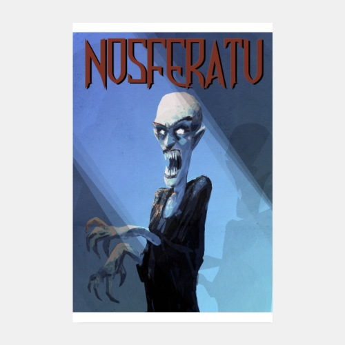 Nosferatu poster - Póster 20x30 cm