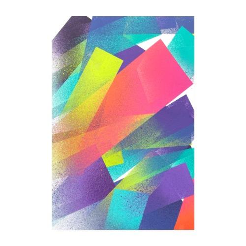 Olavi Viheriälä - Magic Run - Print - Poster 8 x 12 (20x30 cm)