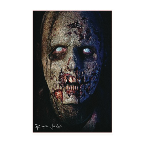 Zombie Poster - Poster 20 x 30 cm