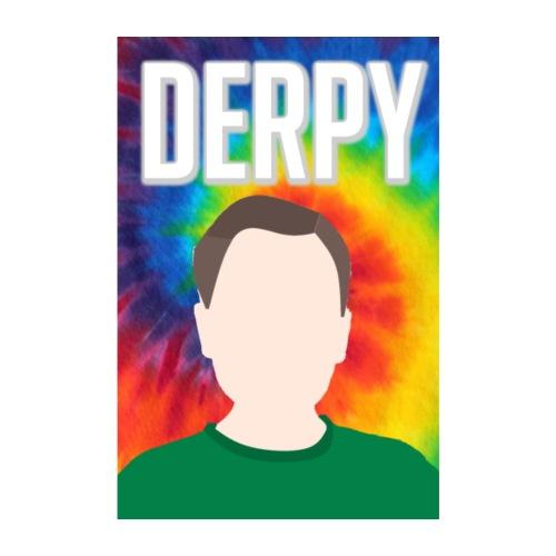 DerpyXbox Poster - Poster 8 x 12 (20x30 cm)