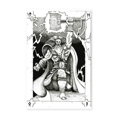 Thor Odinson - Poster 20 x 30 cm