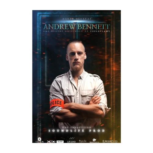 Affiche AndrewBennett David Delayat - Poster 20 x 30 cm