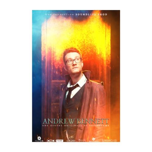 Andrew Bennett - Poster 20 x 30 cm