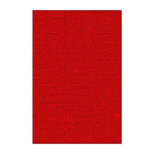 labyrint - Poster 20x30 cm