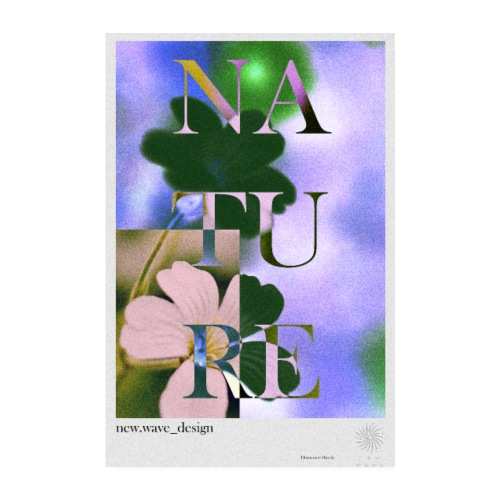 Nature - Poster 20x30 cm