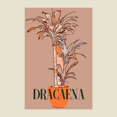 Cool Dracaena - Poster 20x30 cm