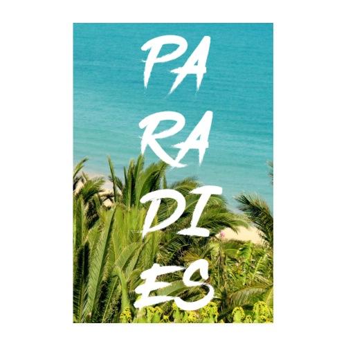 Paradies - Poster 20x30 cm