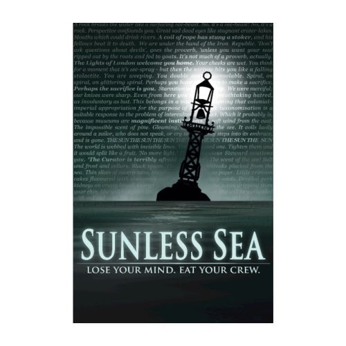 Sunless Sea Poster - Poster 8 x 12 (20x30 cm)