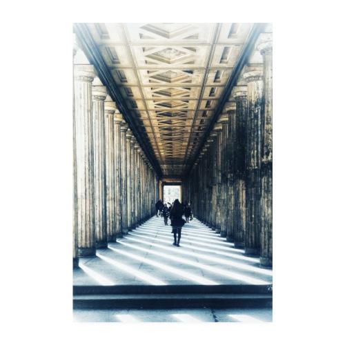 Berlin Arkaden - Poster 20x30 cm