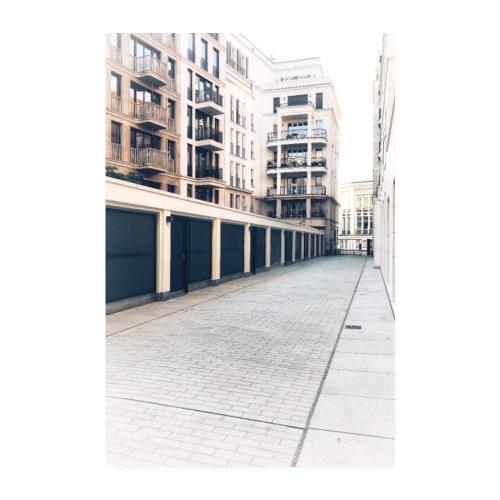 Berlin Klassische Moderne Architektur - Poster 20x30 cm