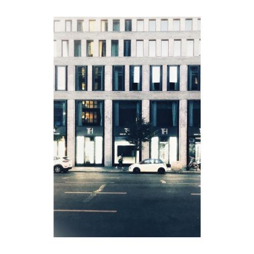 Berlin - Poster 20x30 cm