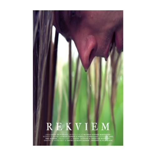 Rekviem LysPlakat - Poster 20x30 cm