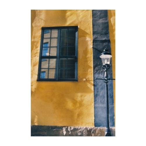 Swedish street - Póster 20x30 cm