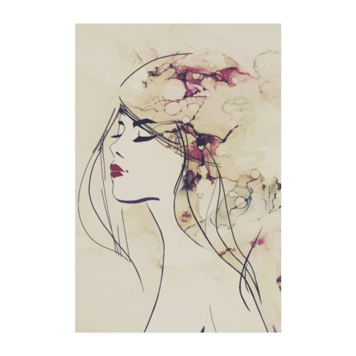 ladylike - Poster 20x30 cm