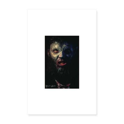 Werewolf Poster - Poster 20 x 30 cm