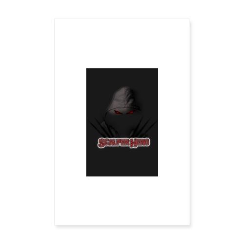 Scalperhero Poster - Poster 8 x 12