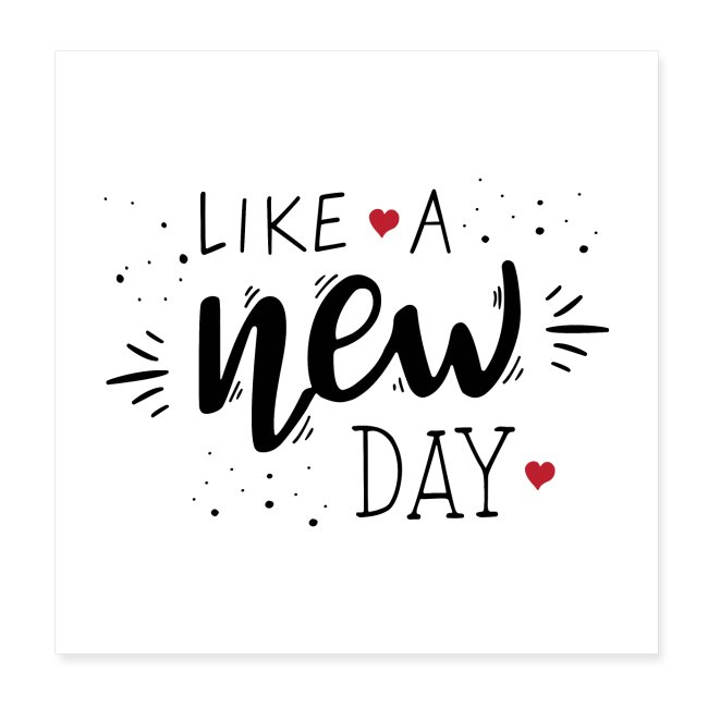 Like a New Day