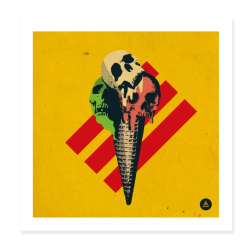 Deadly Sweet - Poster 8 x 8 (20x20 cm)
