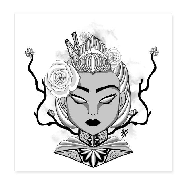 Poster: Geisha