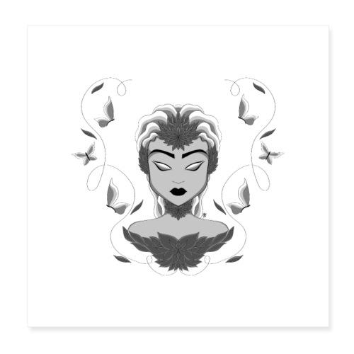The Elven Dream - Poster 20 x 20 cm