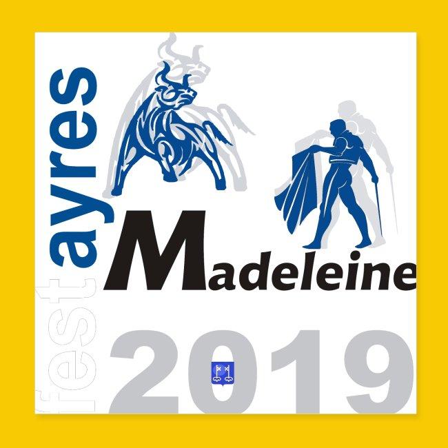 MADELEINE2019